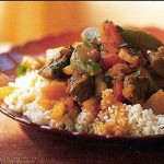 Lamb & Dried Fruit Tagine