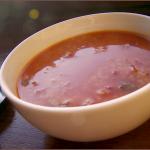 Chorba Hara Bi Keskou (Spicy Couscous Soup)