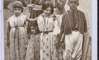 Jewish Children in Constantine