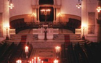 (English) Inside the Synagogue of Oran