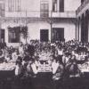 """Lunch hour at the """"Goutte de Lait"""""""