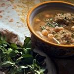 Gundi (Chicken and Chickpea Dumplings)