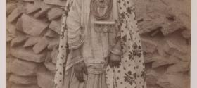 (English) Jewish Village Girl