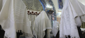 (English) Pol-e-Choubi Synagogue