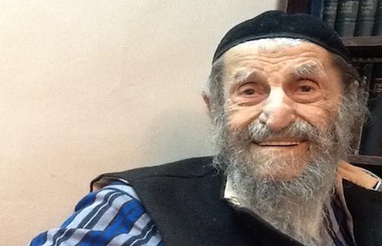 أكبر معمّر يهودي كردي