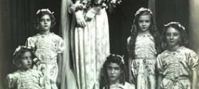 Lawira Shashua's Wedding, Baghdad 1940 – Sawdayee.com