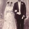 Yussef and Hanina Bashi's Wedding, Baghdad 1916 – Sawdayee.com