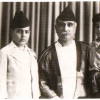 Daniel Khazzoom with Father and Brother