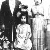 Hlafo el-Gawi (Babi) with His Wife Emilya (Or-Shalom)