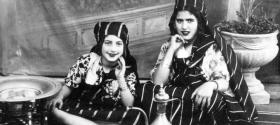 Vivian Varda and Her Sister Yvonne (ASF)