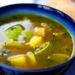 Yemenite Chicken Soup