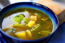 Yemenite Chicken Soup
